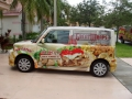car wrap image for Graphic Systems Installers