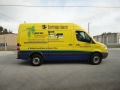 van wrap image for Graphic Systems Installers