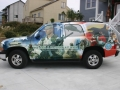 SUV wrap image for Graphic Systems Installers